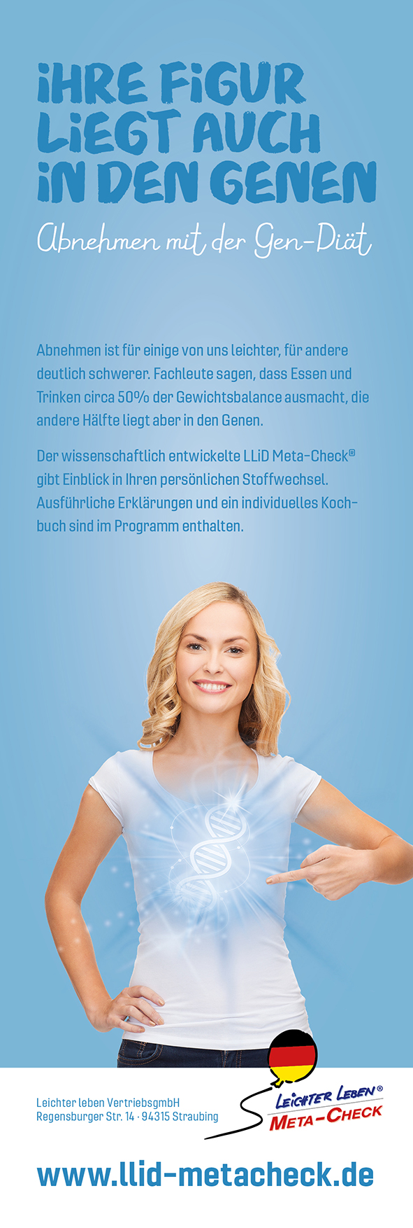 GEN-Diät - Flyer LLiD-metacheck